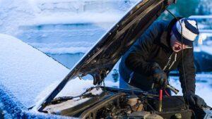 Auto paruosimas ziemai
